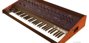 Blue Box: Oberheim OB-8