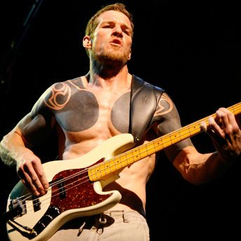 -- Fit wie ein Turnschuh - Tim Commerford --