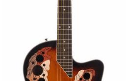 Test: Harley Benton, HBO850SB, Akustikgitarre