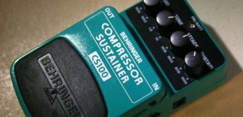 Vergleichstest: Die besten Compressor-Pedale für Bassisten