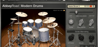Test: Native Instruments, Abbey Road Modern Drums