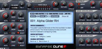 Test: Synapse Audio Dune 1 Softwaresynthesizer