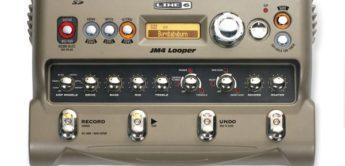 Test: Line6, JM4 Looper, Gitarren-Effektgerät