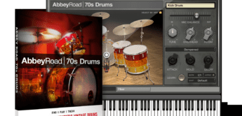Test: Native Instruments, Abbey Road 70s Drums