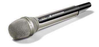 Test: Sennheiser Drahtlosanlage EM3732-II, Handheld SKM 5200-II