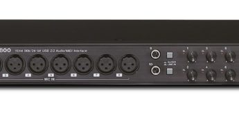Test: Tascam US-1800 Audio-Interface