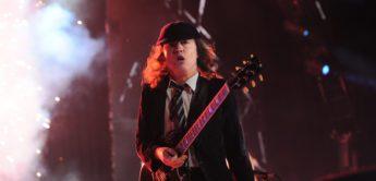 Angus Young, AC/DC: Seine Gitarren, seine Musik