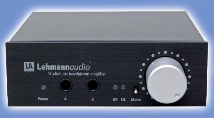 Lehmann Audio Studio Cube Kofhörerverstärker