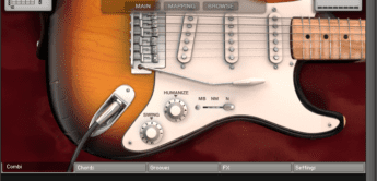 Test: Native Instruments, Scarbee Funk Guitarist