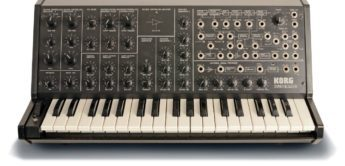 Blue Box: Korg MS-20, Analogsynthesizer