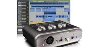 Test: AVID Recording Studio & M-Audio Fast Track