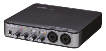 Test: Tascam US-200