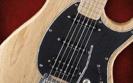 Test: Cort G260 NA, E-Gitarre