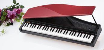 Test: Korg MicroPiano mobiles Mini-E-Piano