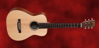 Martin LX1E – Bühnen-Gitarre oder doch eher Wander-Gitarre?