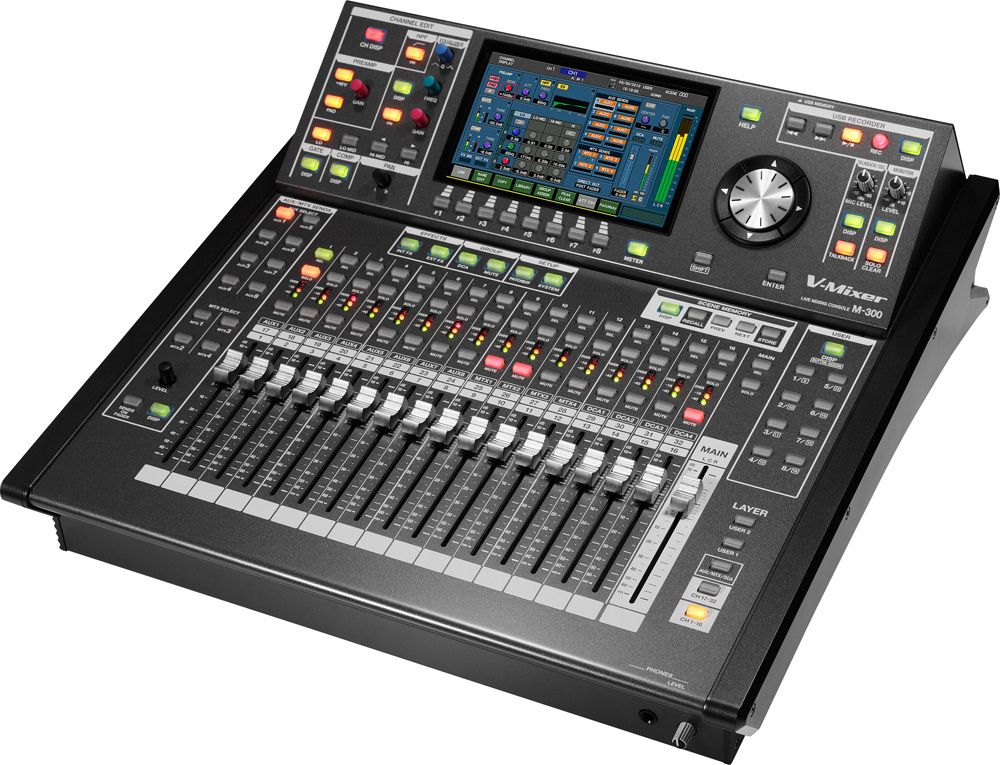 Test Roland Digital Mischpult M 300 Amazona De