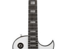 Test: Harley Benton, HBL500WH, E-Gitarre