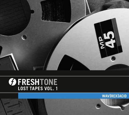 Time+Space Freshtone Lost Tapes Vol.1
