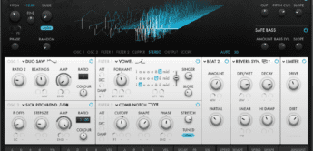 Test: Native Instruments Reaktor-Player, Razor