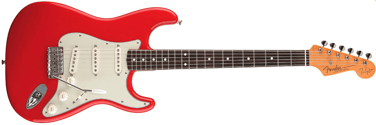 Test: Fender, Mark Knopfler Signature Stratocaster, E-Gitarre ...