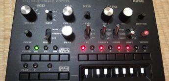 Test: Korg monotribe, Mini-Groovebox