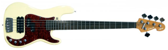 -- Sandberg California VM5 in Highgloss Creme --
