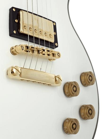 Test: Harley Benton, HBL500WH, E-Gitarre - Seite 2 von 3 - AMAZONA.de