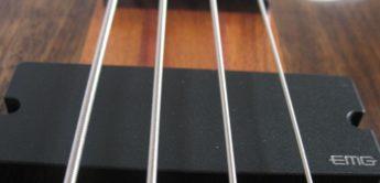 Test: Ibanez Soundgear SRT 900 DX-NTF Limited Edition, E-Bass