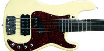 Test: Sandberg California VM5, E-Bass