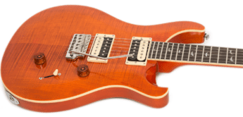 Test: PRS SE Custom 24 Orange, E-Gitarre