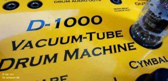 Test: Metasonix D-1000 Vacuum-Tube Drum Machine