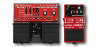 Test: BOSS RC-3 und RC-30, Loop-Pedale