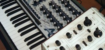 Workshop: Alesis Andromeda A6 vs Oberheim S.E.M. Synthesizer