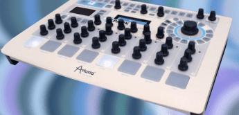 Test: Arturia, Spark, Hybrid-Drum-Machine