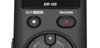 Test: Tascam DR-05 & Tascam DR-07 MKII