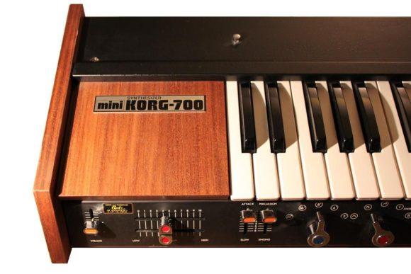 KORGs ersten Synthesizer