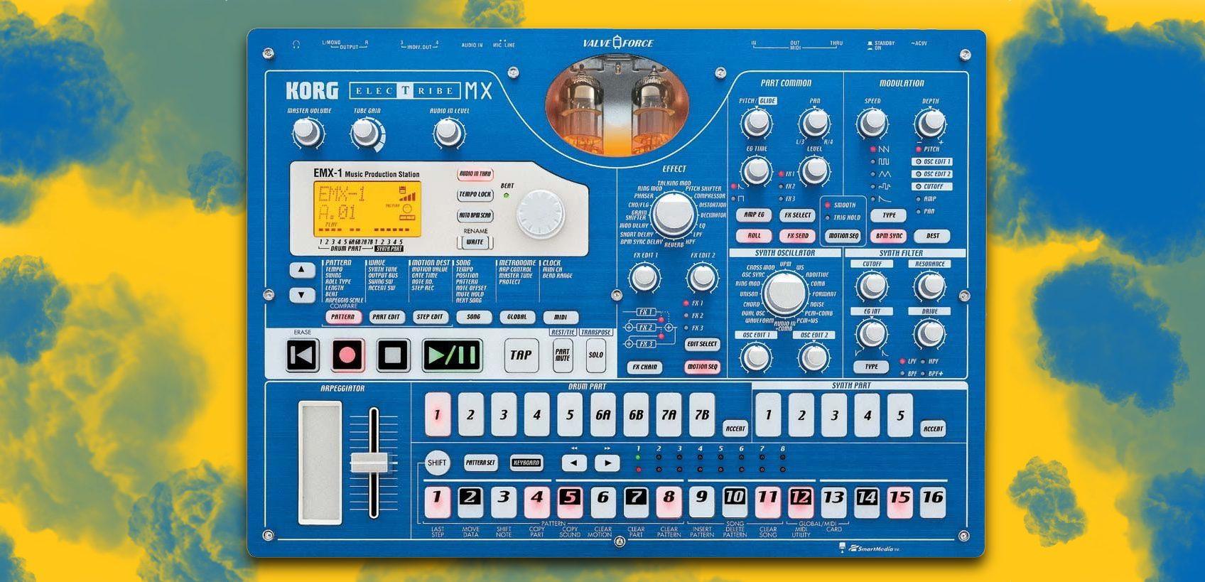 Korg Electribe EMX