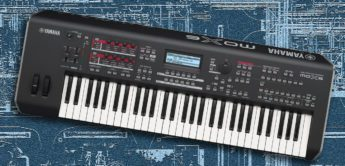 Test: Yamaha MOX6, MOX8 Music-Workstation