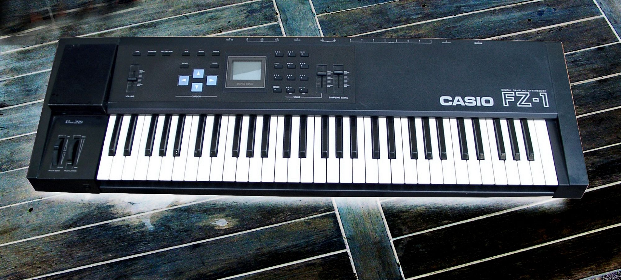 Muff Wiggler View Topic What Was Your First Synth Circuit Bent Casio Sk1 Sampling Keyboard Aliendevices Quiggers