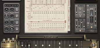 Test: SugarBytes, Guitarist , Gitarren Plug-in