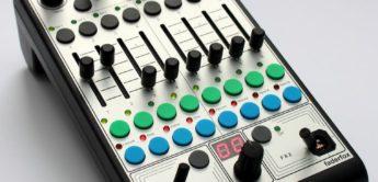 Test: Faderfox, LV3, MIDI Controller