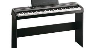Test: Korg, SP170S, E-Piano