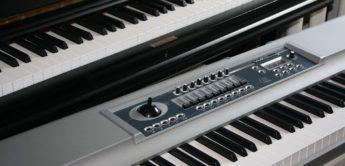 Test: Studiologic – Fatar, VMK-188 Plus, Masterkeyboard