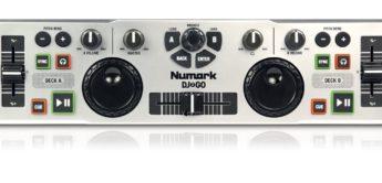 Test: Numark, DJ2Go, DJ-Controller