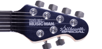 Test: Music Man Silhouette Special Mirror Edition, E-Gitarre
