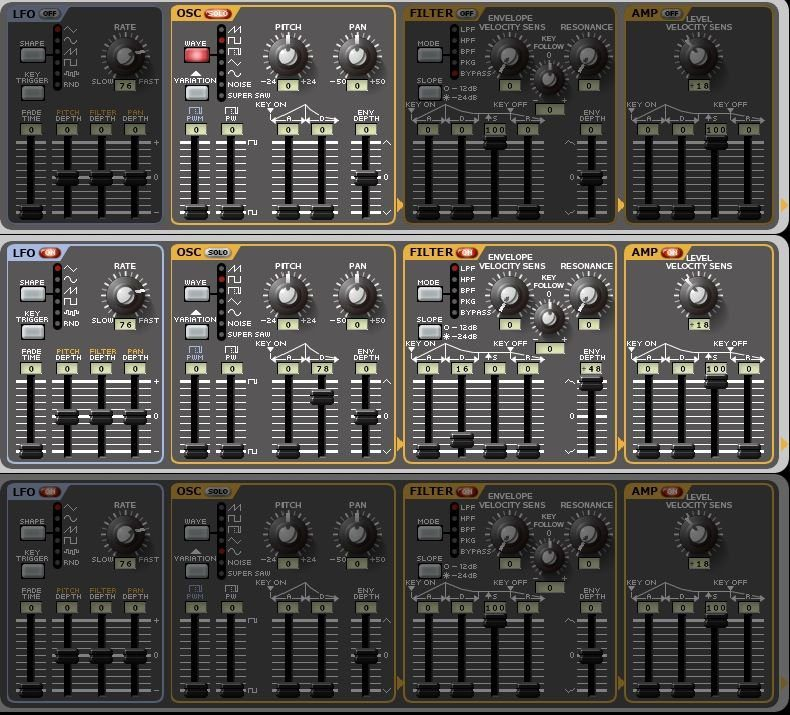 Test Roland Gaia Sound Designer Editor Software Seite 2 Von 3 Amazona De