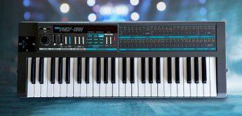 Blue Box: Korg Poly-800, EX-800 Synthesizer (1983)