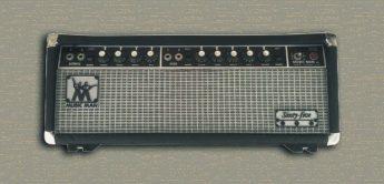 Guitar Vintage: Music Man Sixty-five Gitarrenverstärker