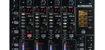 Test: Allen&Heath, Xone:DB4, Club-Mixer