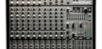 Test: Phonic, AM 642 D USB, Kompaktmischpult